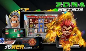 Joker Gaming Website Mesin Slot Online Jackpot Terbesar
